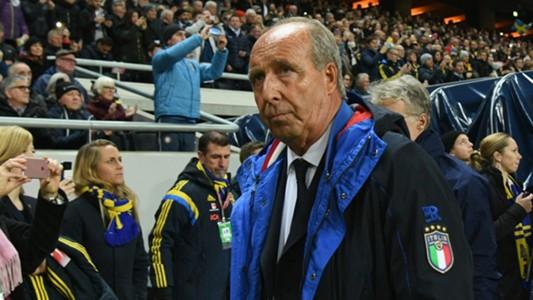 Gian Piero Ventura Italy Sweden