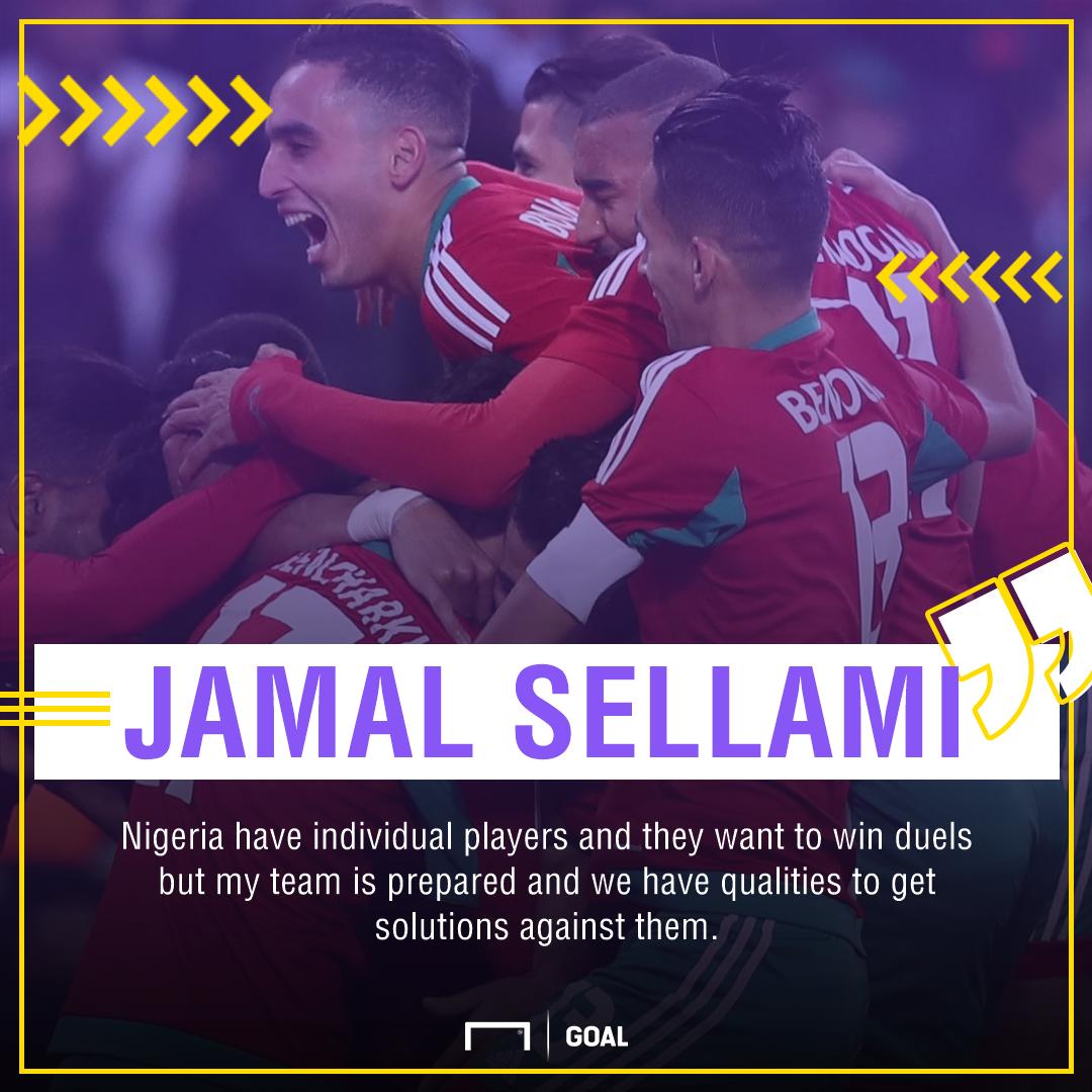 Jamal Sellami on Eagles
