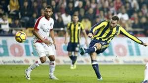 Antalyaspor Fenerbahce Vincent Janssen 11262017