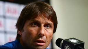 Conte hopes Inter's transfer window has closed gap to Serie A top two Juventus and Napoli