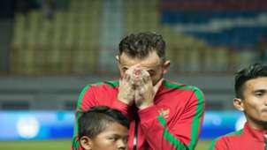 Ilija Spasojevic - timnas Indonesia