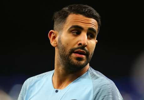 Guardiola 'sad and sorry' for benching Mahrez