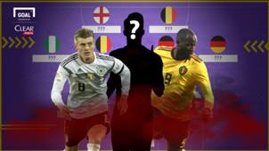 World Cup best XI round 2