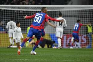 CSKA MOSCU REAL MADRID CHAMPIONS LEAGUE