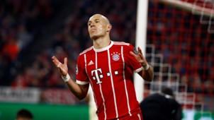 Arjen Robben FC Bayern 11042018