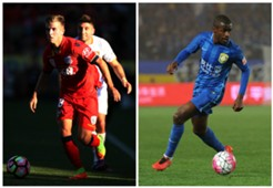 Riley McGree Adelaide United Ramires Jiangsu Suning