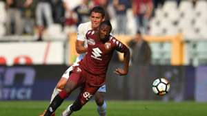 Hector Moreno Sadiq Umar Torino Roma Serie A