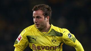 Mario Gotze Borussia Dortmund