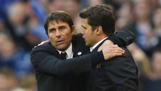 Antonio Conte Mauricio Pochettino Chelsea Tottenham