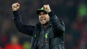 Antonio Conte Premier League Liverpool v Chelse