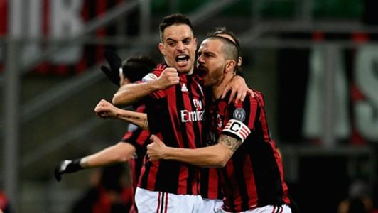 Giacomo Bonaventura AC Milan Sampdoria