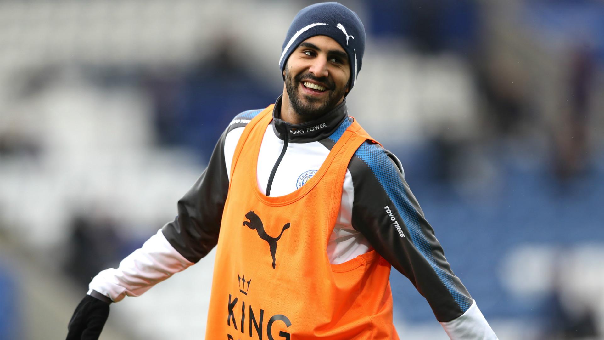 Riyad Mahrez Leicester City 16122017