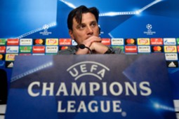 Vincenzo Montella Sevilla Bayern UEFA Champions League