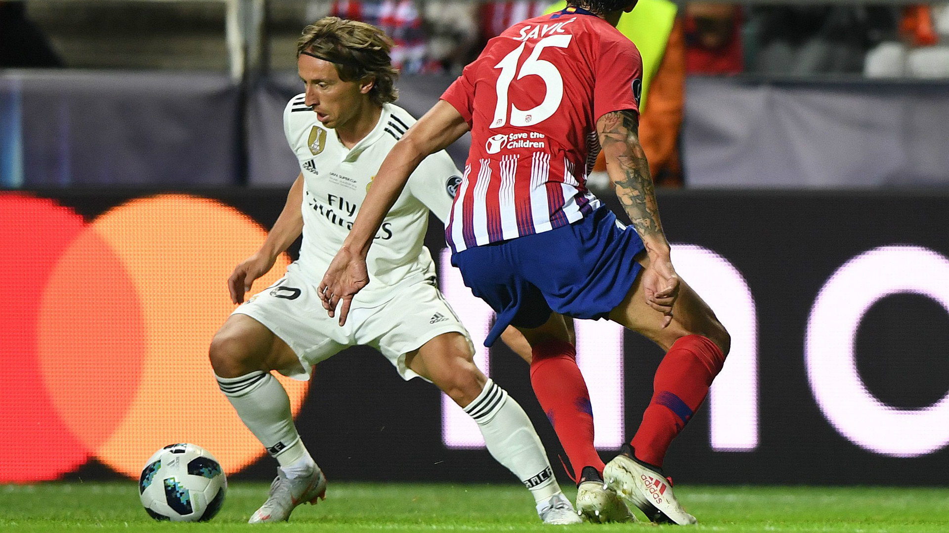 Luka Modric Real Madrid 2018