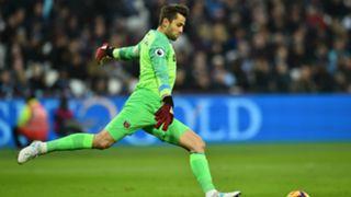 Lukasz Fabianski West Ham