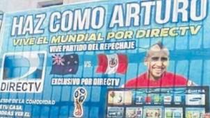 Arturo Vidal TV