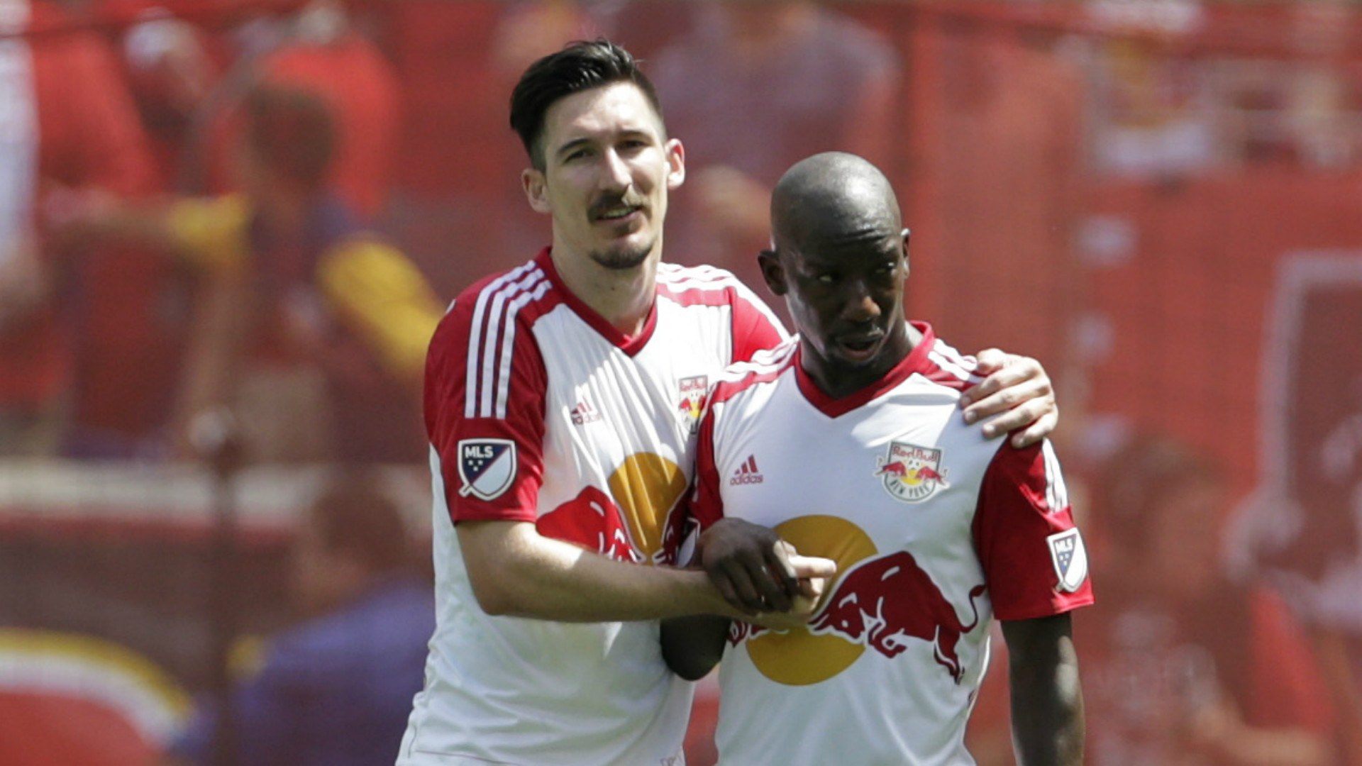 Sacha Kljestan Bradley Wright-Phillips MLS 07242017