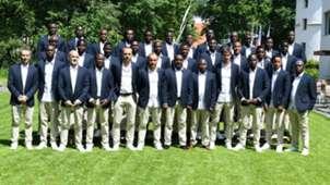 Harambee Stars off to Egypt.