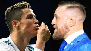 Cristiano Ronaldo Conor McGregor