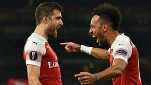 Sokratis Papastathopoulos Arsenal 2018-19