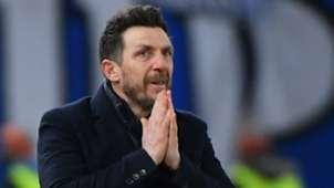 Eusebio Di Francesco Roma Porto