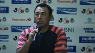 Kenta Hasegawa - Pelatih FC Tokyo
