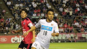 Chanathip vs Cerezo