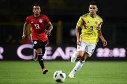 Radamel Falcao Colombia - Egipto 01062018