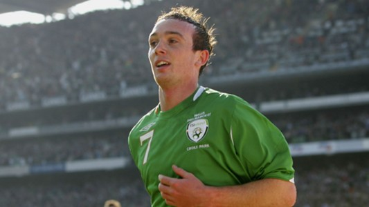 Stephen Ireland Republic of Ireland 2007