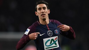 Angel Di Maria PSG Marseille Coupe de France 28022018