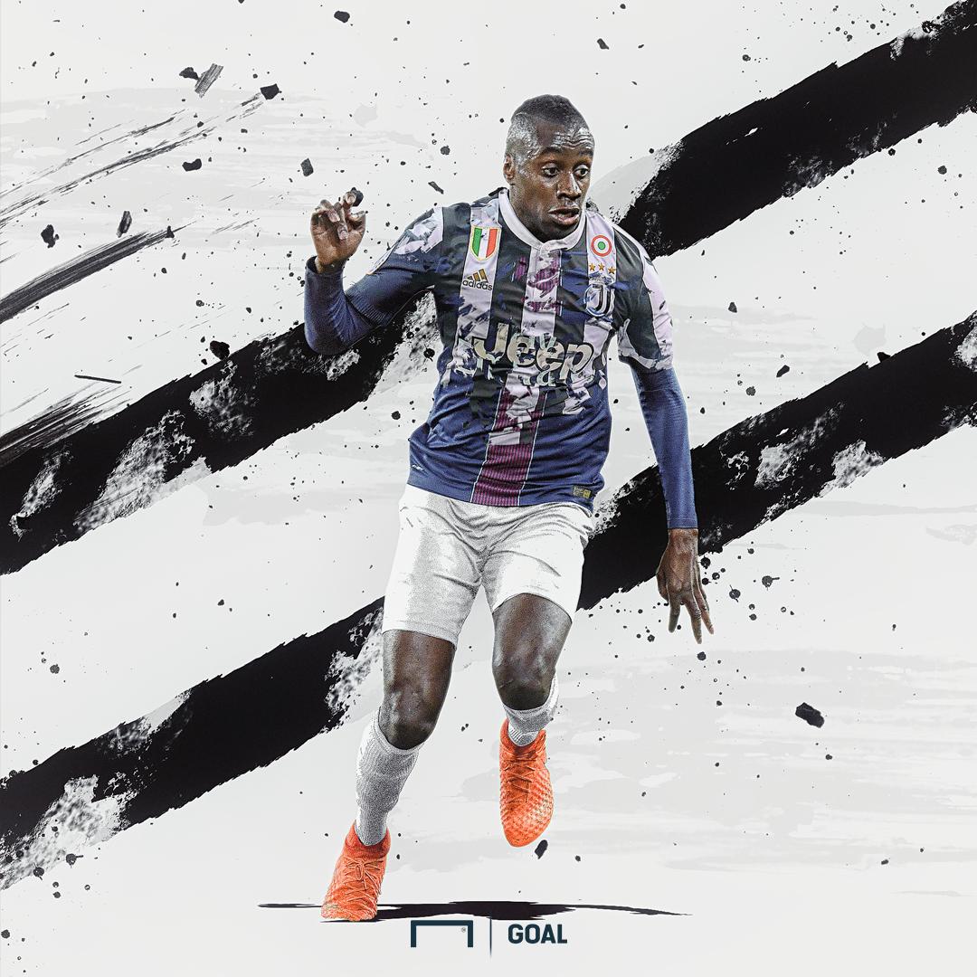 EMBED ONLY Blaise Matuidi Juventus