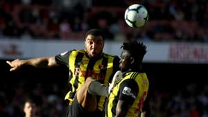 Troy Deeney, Isaac Success - Watford