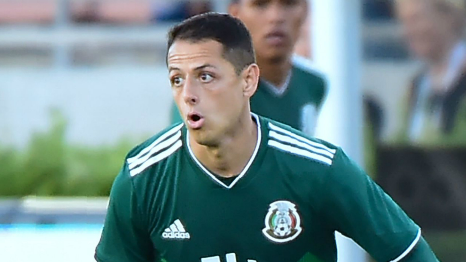 Javier Hernandez Mexico 2018