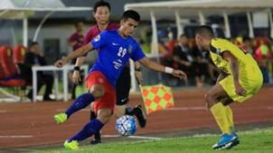 Safawi Rasid, Johor Darul Ta'zim, Ceres, AFC Cup, 04/06/2017