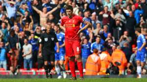 Steven Gerrard Chelsea Liverpool 2014
