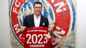 Bayern Munchen Robert Lewandowski 29082019