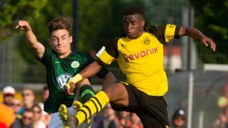 Youssoufa Moukoko Borussia Dortmund 2018-19