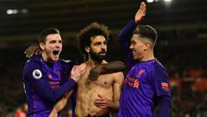 Mohamed Salah Southampton Premier League 2019