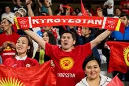 جمهور قيرغيزستان