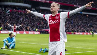 Donny van de Beek, Ajax - Feyenoord, Eredivisie 01212018