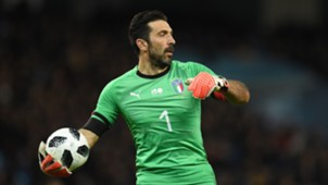 Gianluigi Buffon Argentina Italy