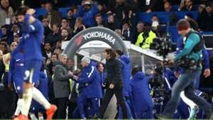 Jose Mourinho Antonio Conte Manchester United Chelsea Premier League