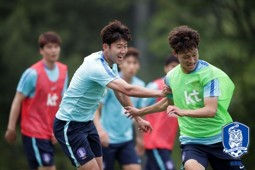 Son Heung-min Lee Jae-sung