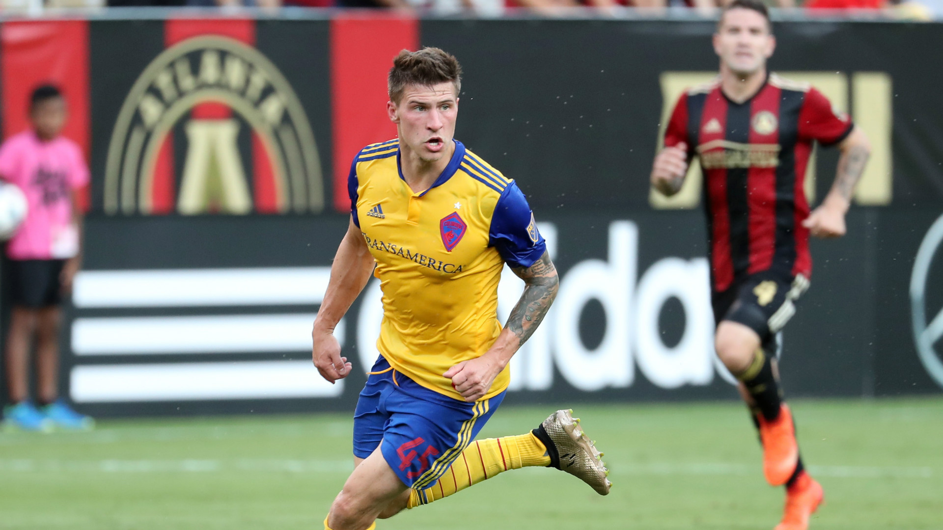 Joshua Gatt Colorado Rapids