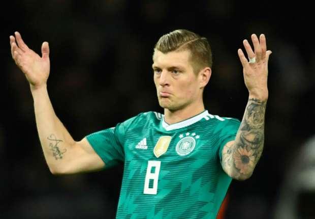 Allemagne : Toni Kroos affirme ses ambitions pour la Coupe du monde
