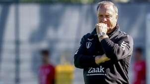 Dick Advocaat FC Utrecht 09182018