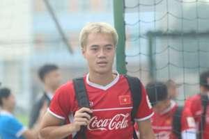 Nguyen Van Toan Vietnam training Asian Cup 2019