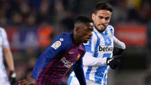Ousmane Dembele Recio Barcelona Leganes