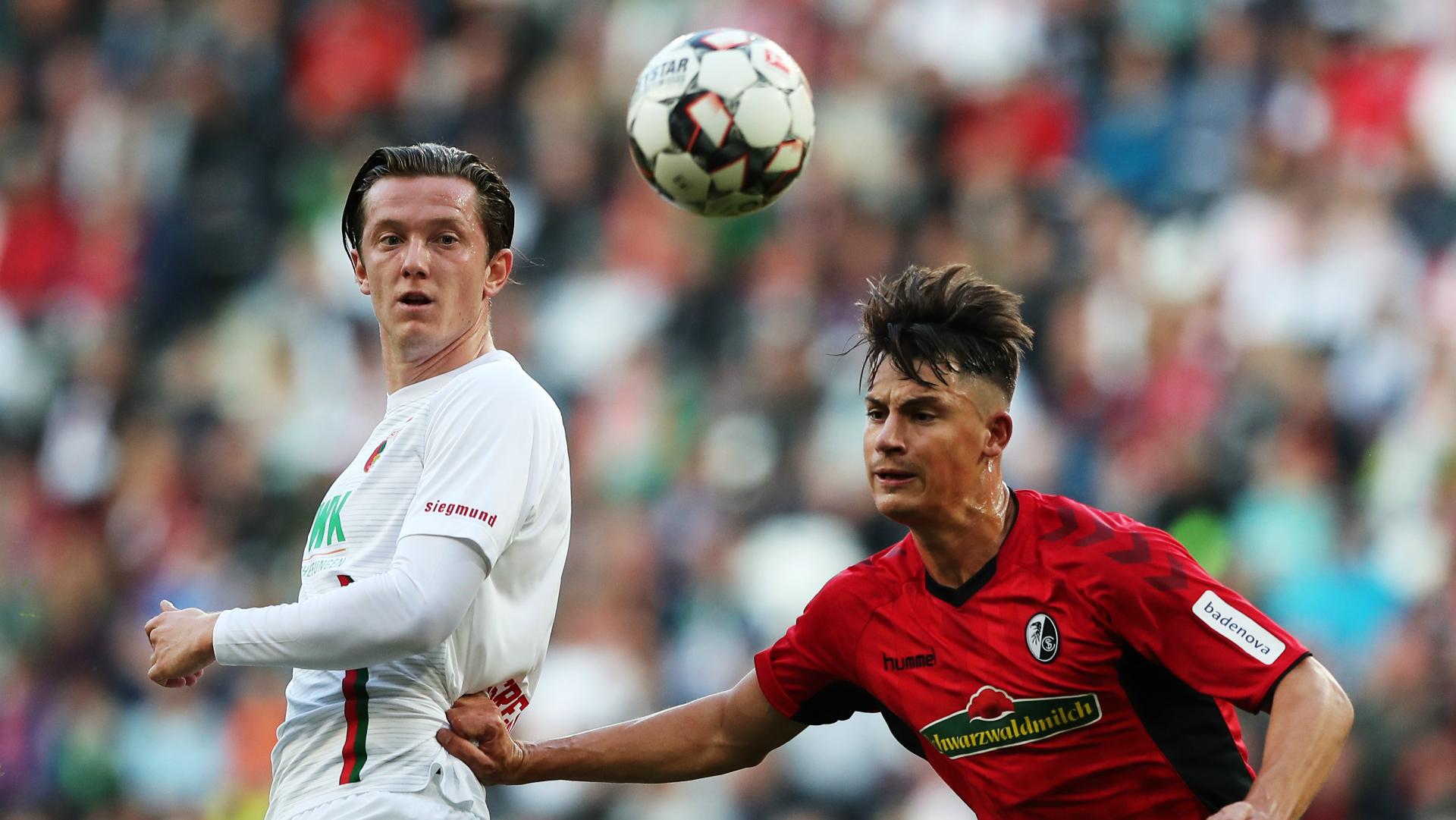 FC Augsburg SC Freiburg 2018