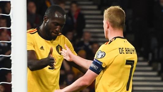 Scotland 0-4 Belgium: Kevin De Bruyne sets Euro 2020 qualifier record with three assists | Goal.com